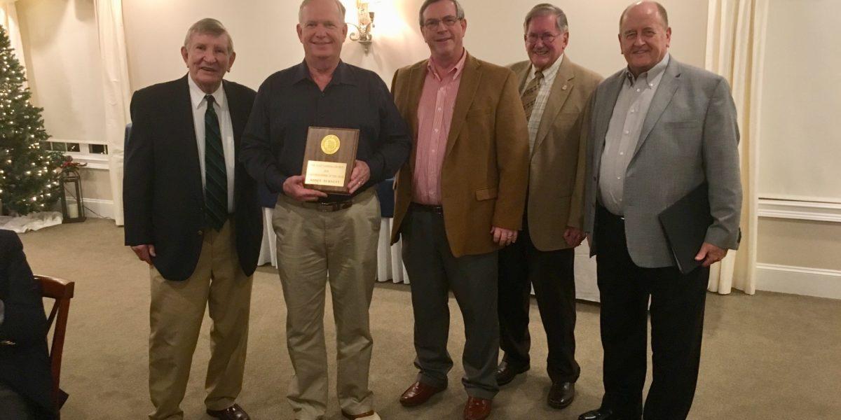 Golf Capital Chorus Announces 2018 BOTY Winner